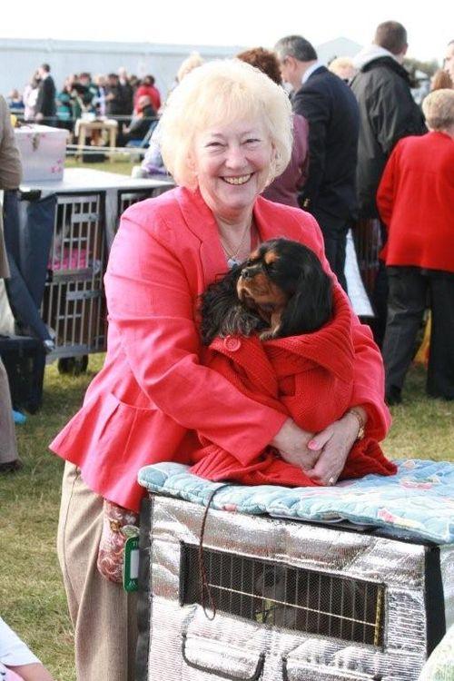 Ann Royce at Driffiled 2009